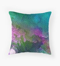 Cherry Orchard Throw Pillow