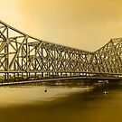 Howrah Bridge by Mukesh Srivastava