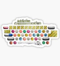 Addictive Communication Sticker