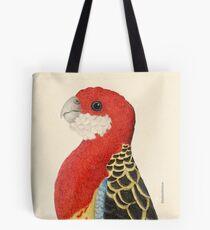 Eastern Rosella Tote Bag