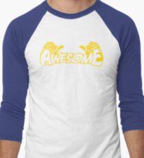 I'm Awesome Men's Baseball ¾ T-Shirt