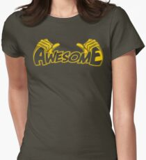 I'm Awesome Women's Fitted T-Shirt
