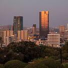 Pretoria CBD #1 by Rudi Venter