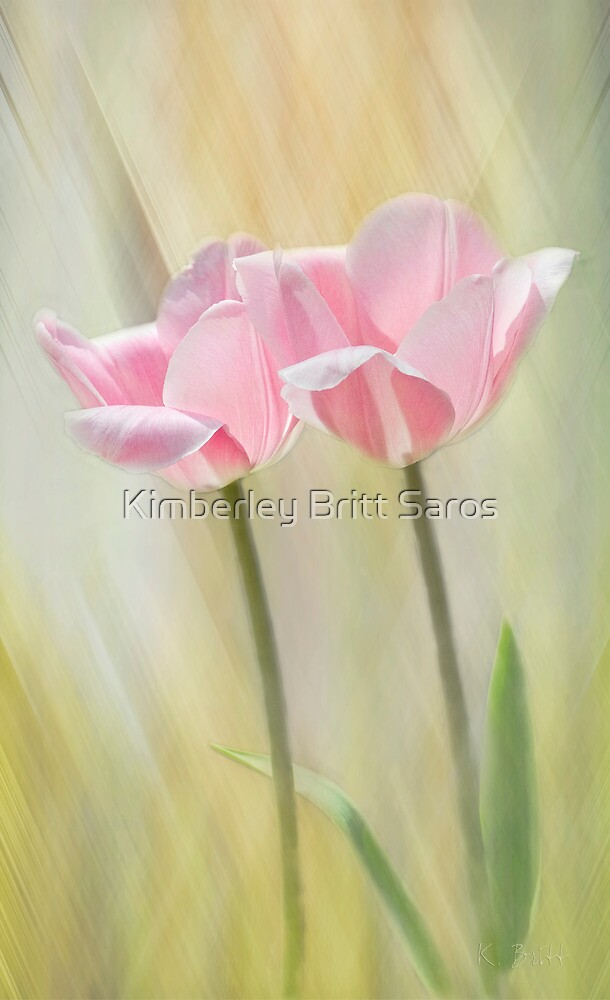 Twin Pinks by KBritt