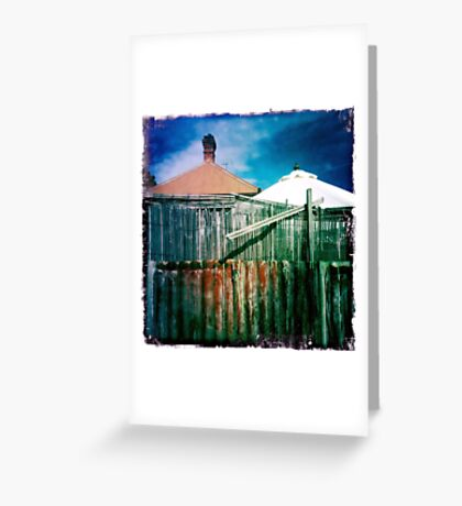 northcote Greeting Card