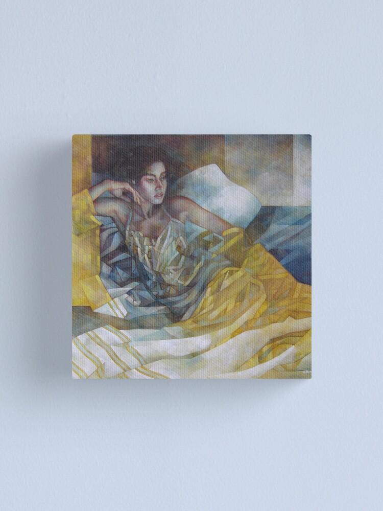 Alternate view of awakening Canvas Print