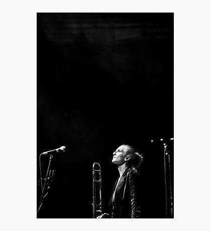 Deep Breath (Karin Hammar) Photographic Print