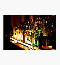 bar back office Photographic Print