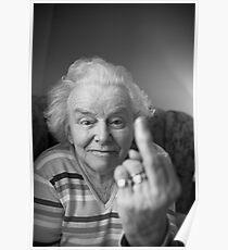 Finger Poster