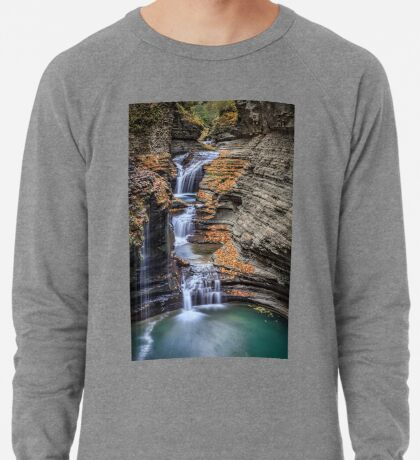 Flow Gently Lightweight Sweatshirt