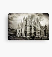 Duomo di Milano Canvas Print