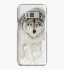 Timber Wolf Pack Samsung Galaxy Case/Skin
