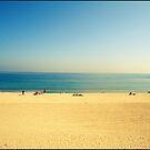 La playa by KatrinKirieshka