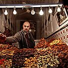 Marrakech sweets by Vincent Riedweg