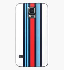Martini Racing Colours Hülle & Klebefolie für Samsung Galaxy