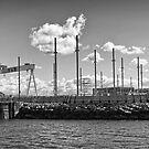 Titanic Series No11. Her Slipway by Chris Cardwell