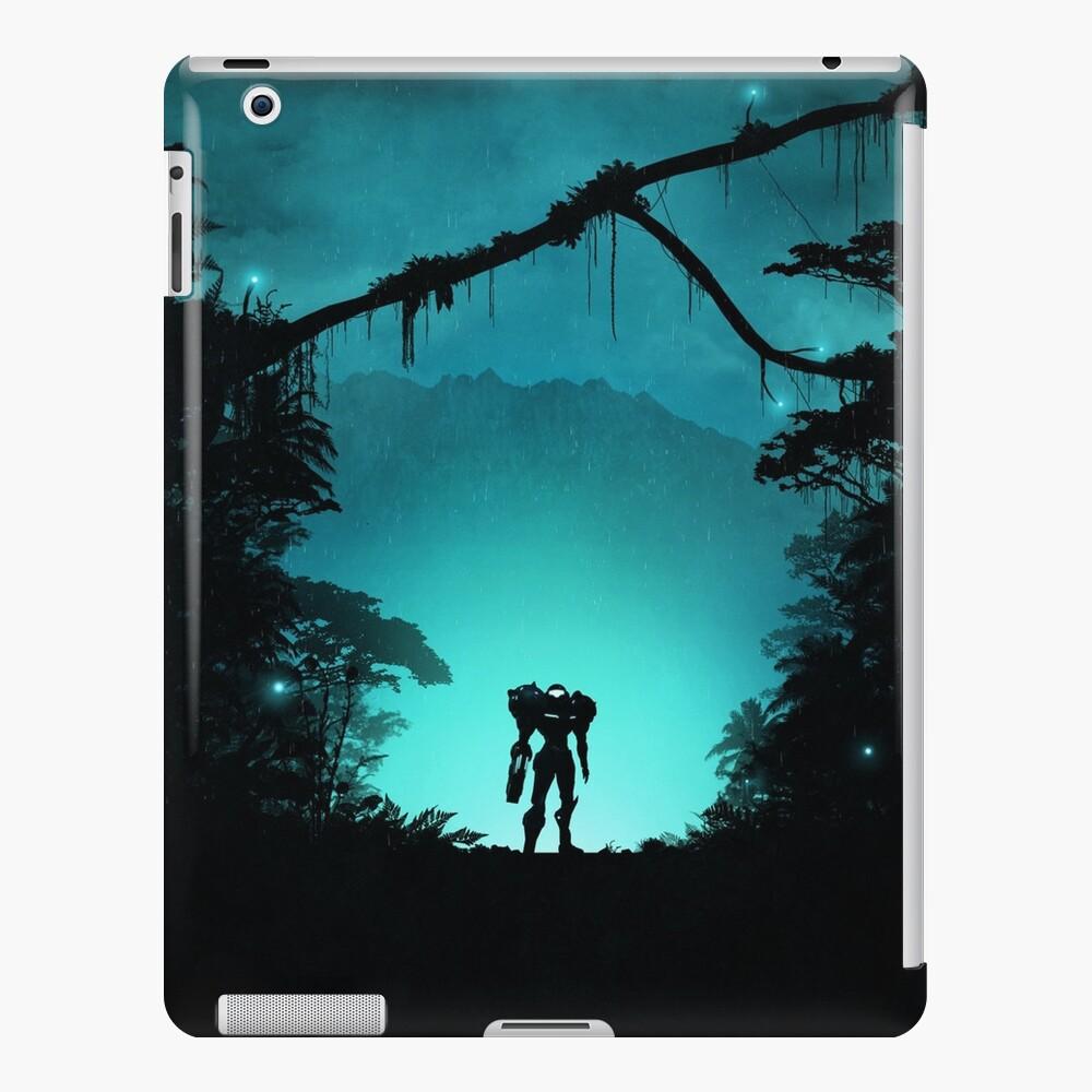 Metroid Funda y vinilo para iPad