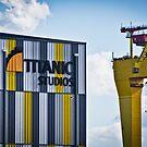 Titanic Series No12. Titanic Studio by Chris Cardwell