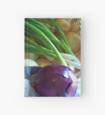 Onions in the Bag Hardcover Journal