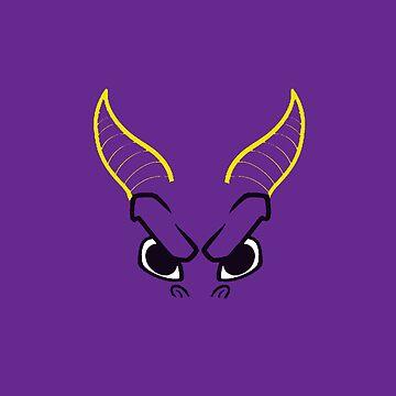 Spyro by EmilyJaneC