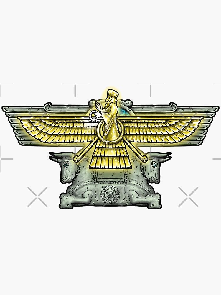 Scion Pantheon: Yazata by TheOnyxPath