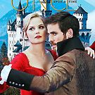 Captain Swan Fairy Tale Comic Poster 3 by Marianne Paluso