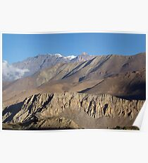 Scenery from Road to Jomsom Poster
