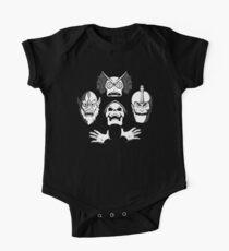 Bo-He-Man-ianische Rhapsodie Baby Body Kurzarm