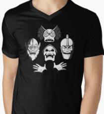 Bo-He-Man-ian Rhapsody Men's V-Neck T-Shirt