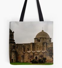 Mission San Jose in San Antonio, Texas Tote Bag