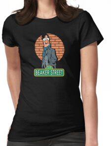 Beaker Street Womens Fitted T-Shirt