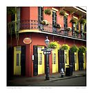 """""""Distinctively New Orleans"""" by Sandra Russell"""