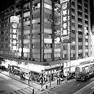 Downtown Hong Kong by AlMiller