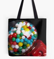 Miniature Bubble Gum Machine Tote Bag