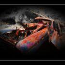 Rust In Peace by Greg Earl