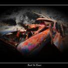 Rust  In Peace II by Greg Earl