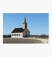 St Olaf Kirke Photographic Print