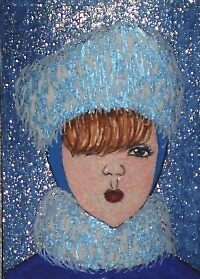 The Real Snow Queen by Lenora Brown