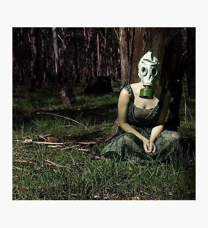 The Monster Garden Photographic Print