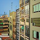 Barcelona inside by BANDERUS MARTIN
