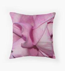 macro flora 007 Throw Pillow