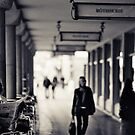 Coffee Break in Zurich by Vaidotas Mišeikis