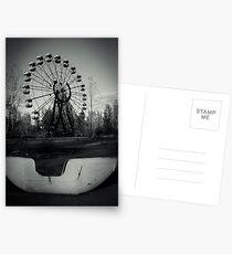 Stationary Postcards