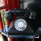 Telephone by Justine Humphries