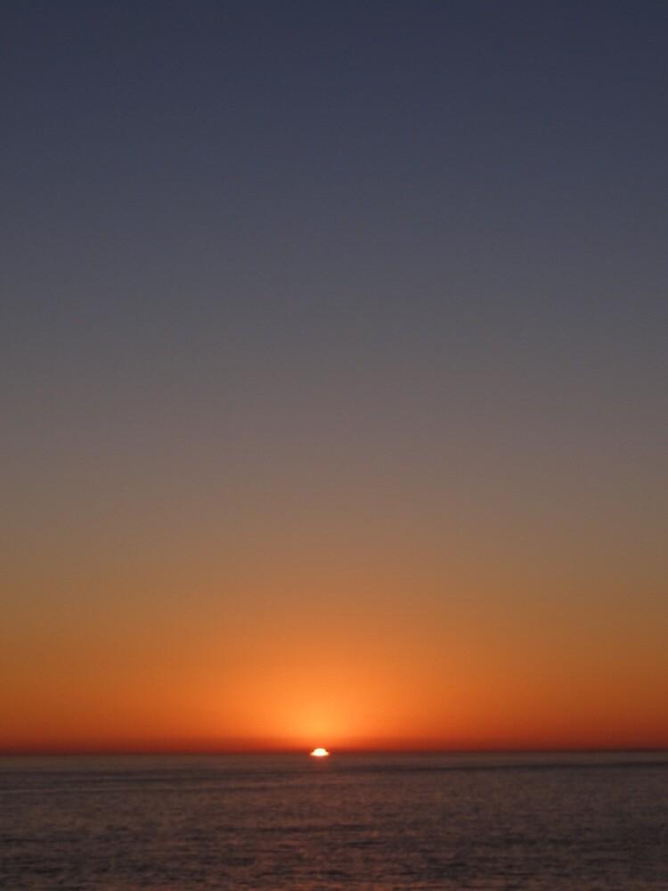 Sunset Sky - Cielo de Puesta by PtoVallartaMex