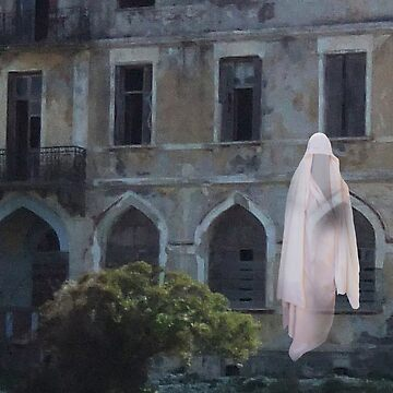 GHOST  by kempson