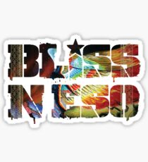 Bliss N Eso - Flying Colours Sticker