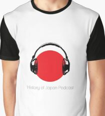 History of Japan logo Graphic T-Shirt