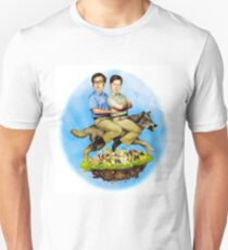Tim and Eric's Billion Dollar Movie T-Shirt T-Shirt