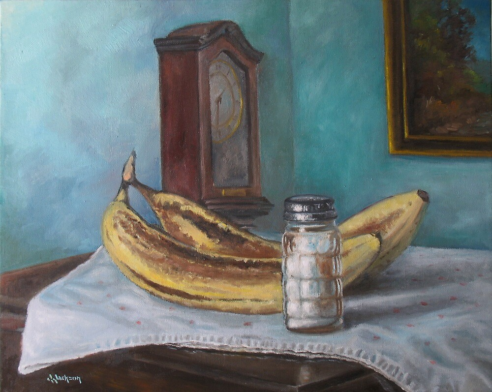 No Salt on My Bananas Please by Jeff Jackson
